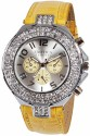 Exotica Fashions Analog Watch  - For Women - Yellow
