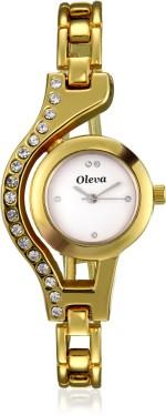 Oleva Wrist Watches OSW 21 Golden