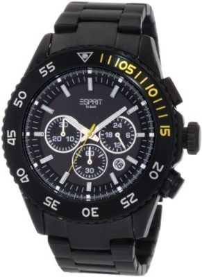 Esprit Esprit Analog Watch (Black)