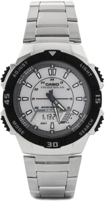 Casio AD171 Youth Combination Analog Digital Watch   For Men available at Flipkart for Rs.4046