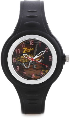 c8d7fa298a6 Zoop 4043PP01 Analog Watch – For Boys