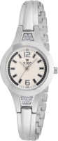 Vego AGF033 Vego Silver Color Analog Watch For Women's(AGF033) Analog Watch  - For Women