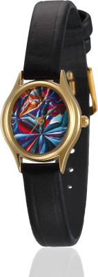 Yepme 68914 Emena- Blue/Black Analog Watch  - For Women