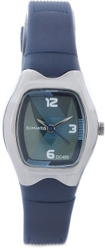 Sonata Wrist Watches 8989PP02