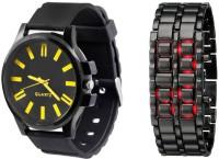 Jack Klein 1mev1_1mtl_led Digital Watch  - For Men, Boys