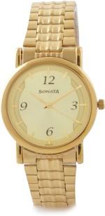 Sonata Wrist Watches 7987YM01