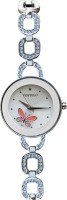 Fostelo FST-187 Pink Butterfly Analog Watch  - For Women