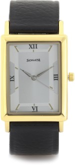 Sonata Wrist Watches 77003YL02