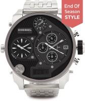 Diesel DZ7221 THE DADDIE Analog-Digital Watch - For Men: Watch