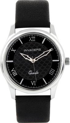 Invaders Wrist Watches 67064 SSBLK