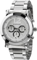 Giordano Technograph White Analog Watch  - For Men