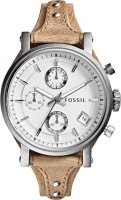 Fossil ES3625 Boyfriend Analog Watch  - For Women