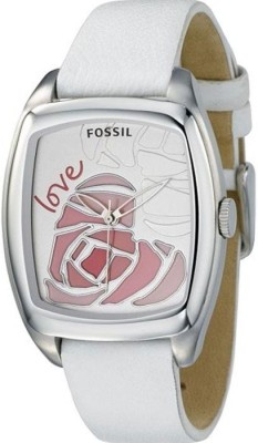 Fossil Fossil Analog Watch (White)