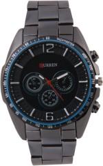 Curren Wrist Watches Curren CHRONOGRAPH WATCH Blue Analog Watch For Boys, Men