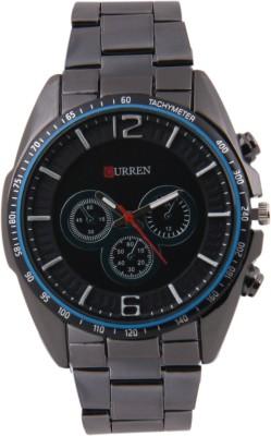 Curren Wrist Watches Curren Blue Analog Watch For Boys, Men