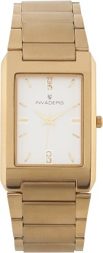 Invaders Wrist Watches 67021 GCWHT
