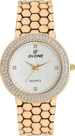 Dezine Wrist Watches DZ LR2022 GLD