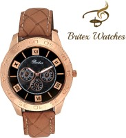 Britex BT3108 Octane Ultimate Classic Chronograph Pattern Analog Watch  - For Men, Boys