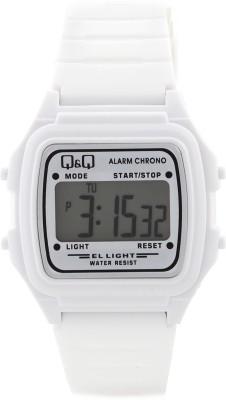 Q&Q Digital Watch   For Men White available at Flipkart for Rs.360