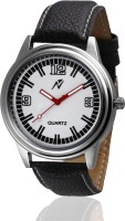 Yepme 71158 Baraz - White/Black Analog Watch  - For Men