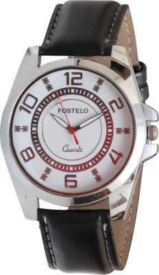 Fostelo FST-92 Analog Watch  - For Men