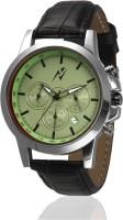 Yepme 57530 Chronograph - Green/Black Analog Watch  - For Men
