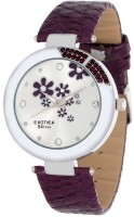 Exotica Fashions EFL-19-Purple Ex Series Analog Watch - For Women