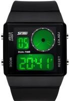 Skmei 0841DG1-Black Digital Watch  - For Men, Boys, Women, Girls