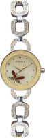 Fostelo FST-184 Red Butterfly Analog Watch  - For Women