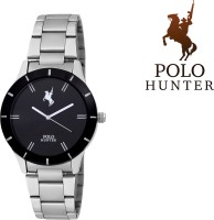 Polo Hunter Winsome Elegant Chain Casino Luxury Ladies Formal Stylo Analog Watch  - For Women