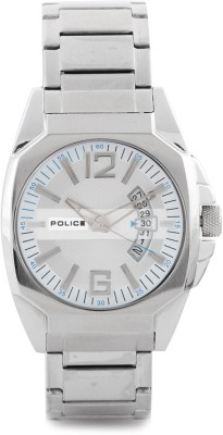Police Police Watch (Silver)