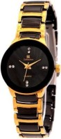 IIK Collection IIKGOLD0002 IIK Collections Analog Watch  - For Women