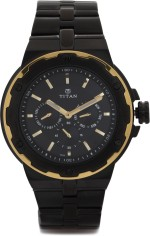 Titan Wrist Watches 1654KM05