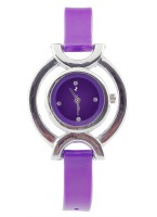 Ridas 911_Purple Luxy Analog Watch  - For Women