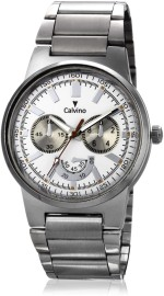 Calvino Wrist Watches CGAC 14801_White