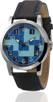 Yepme 72249 Chez - Blue/Black Analog Watch  - For Men