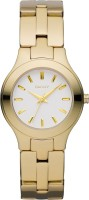 DKNY LADIES SPORT CASUAL Analog Watch  - For Women - Gold