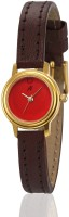 Yepme 68932 Eropa - Red/Brown Analog Watch  - For Women