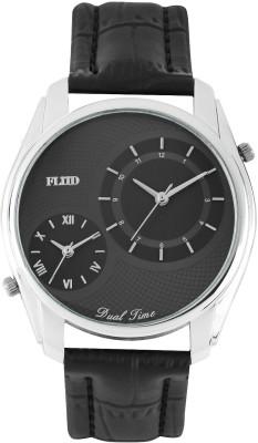 Fluid Wrist Watches FL106 BK01