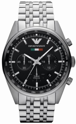 Emporio Armani Analog Watch   For Men Steel available at Flipkart for Rs.27495