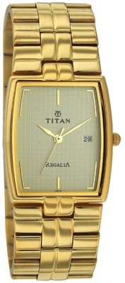 Titan Regalia Analog Watch - For Men Gold