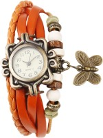 Crystal Collections Wrist Watches Crystal Collections B ORN Vintage Analog Watch For Girls