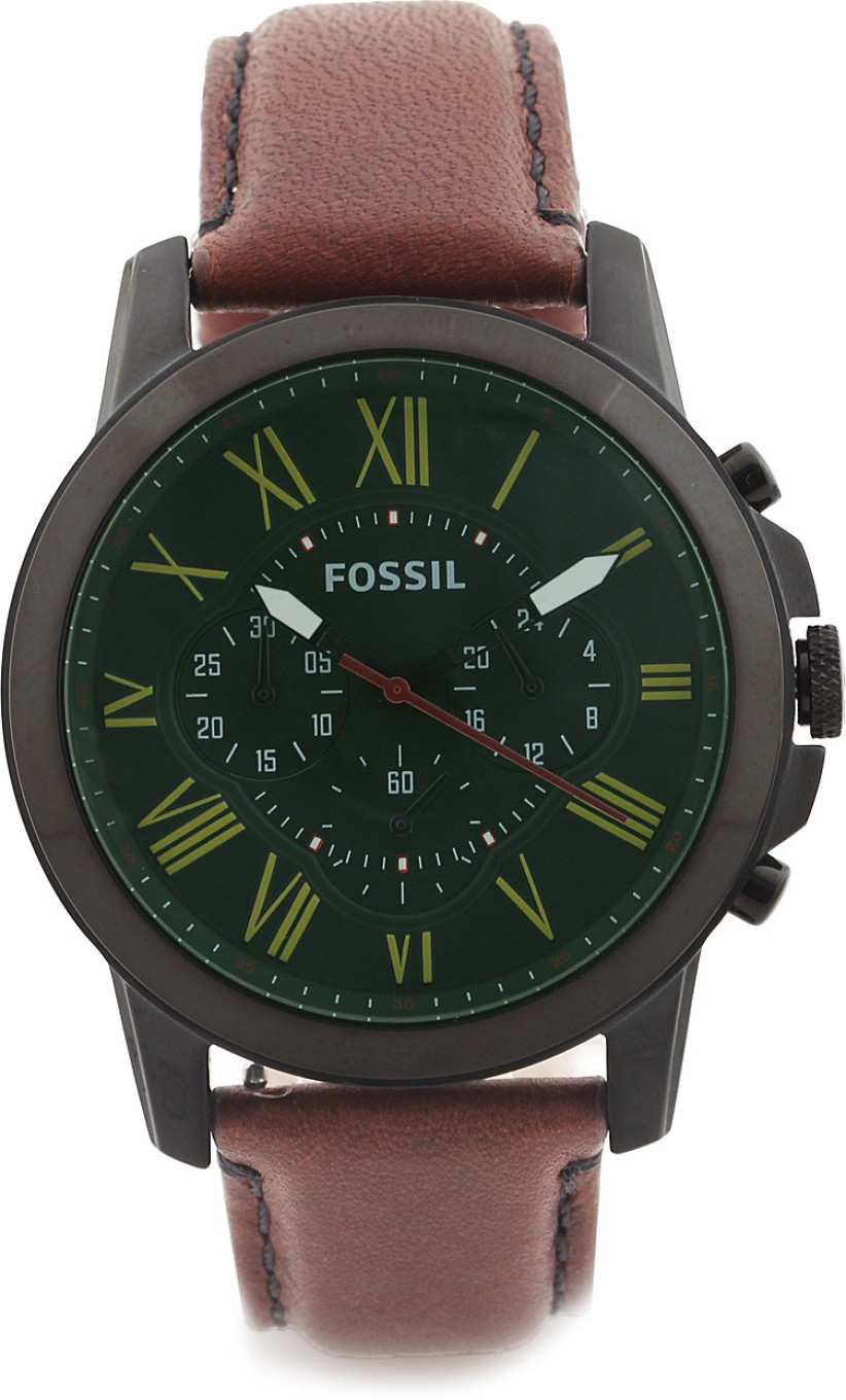 fossil fs4939 grant analog for buy fossil