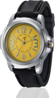 Yepme 71085 Fraph- Yellow/Black Analog Watch  - For Men