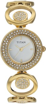 Titan Wrist Watches 9846YM01