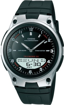 Buy Casio Standard Analog-Digital Watch  - For Men: Watch