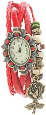 Crystal Collections Wrist Watches Ros RED 12
