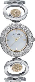 Titan Wrist Watches 9846BM01