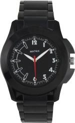 Matrix Wrist Watches Matrix Wch St Bk Trend Analog Watch For Men