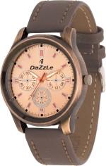 Dazzle Wrist Watches DL GR001 CP BRW